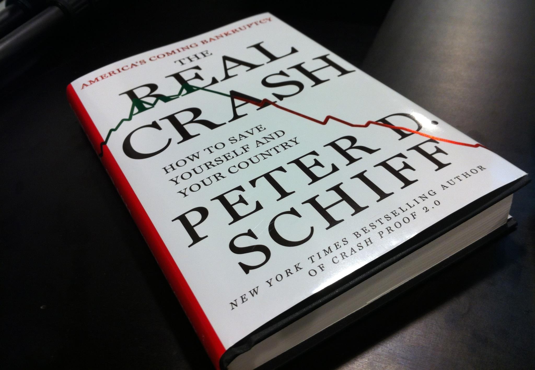 The Real Crash >> The Real Crash Peter Schiff Ektepenger